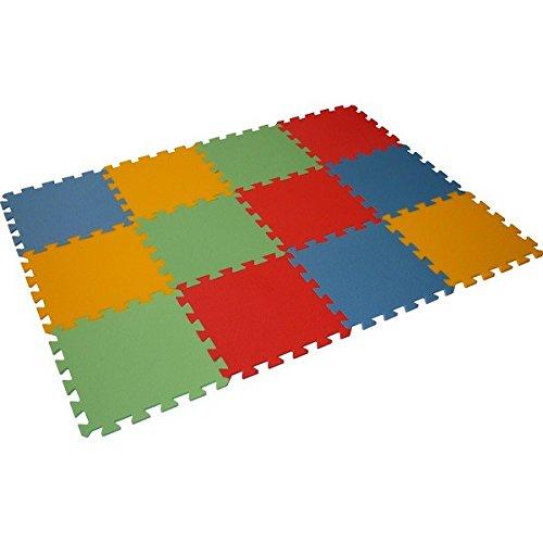 Puzzlematte Spielteppich UNO (12 Teile)