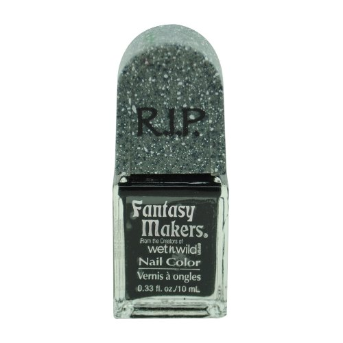 ウェットアンドワイルド FANTASY MAKERS NAIL COLOR #11138 BLACK PEARL