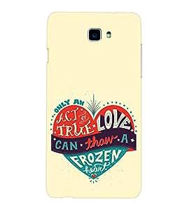 EPICCASE true love Mobile Back Case Cover For LeEco Letv Le 2 (Designer Case)