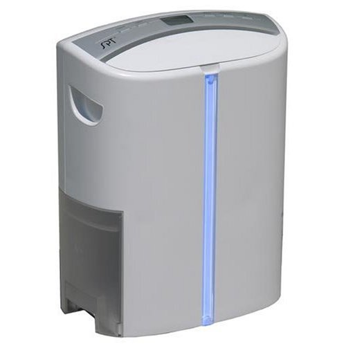 SPT SD-46T 46-Pint Dehumidifier with TiO2 and UV Light