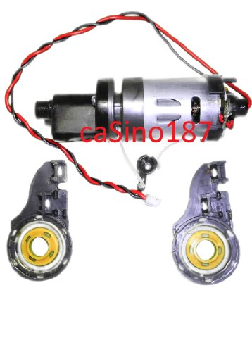 irobot Roomba 400 Discovery Brush Motor and Gearbox. Dirt Dog Scheduler 405 415 4110 4220 4210 4230 435 440 etc (Roomba Gears 400 compare prices)