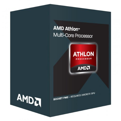 AMD Athlon Multi Core Processor AD760KWOHLBOX, 760