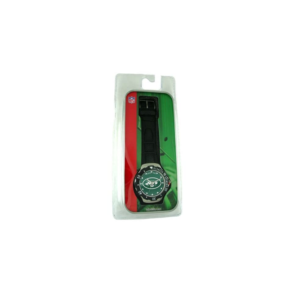 New York Jets NFL Mens Agent Series Watch (Blister Pack)