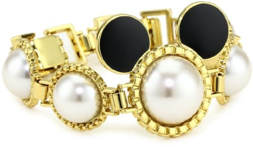 Disney Couture Disney Couture by adult luxury pearl bracelet ladies [parallel import goods]