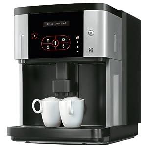 WMF 03 0400 0001 Kaffee-Vollautomat   silber