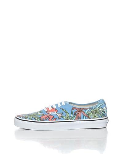 Vans Sneaker U Authentic (Van Doren) [Blu]