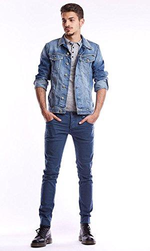 Isolid - Jeans - Dexter, Jeans da uomo, blu(blau), 42 it (28w/26l