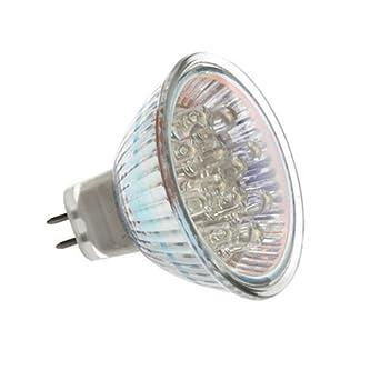 2 5 watt mr16 led replacement lamp for halogen light bulb. Black Bedroom Furniture Sets. Home Design Ideas