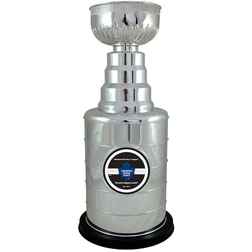 NHL Toronto Maple Leafs Stanley Cup Coin Bank - 1