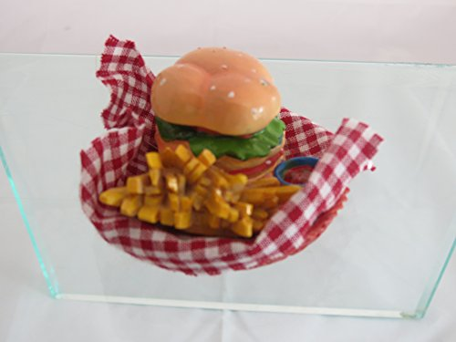 "2.5"" Hamburger And French Fries -18"" Dolls"