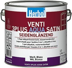 venti-herbol-3plus-aqua-raso-seta-lucida-750-ml-pentola-1-alchidica-vernice-finestra-diluibile-in-ac