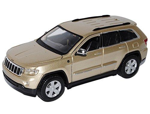 jeep-grand-cherokee-laredo-gold-beige-wk-ab-2010-1-24-maisto-modell-auto-mit-individiuellem-wunschke