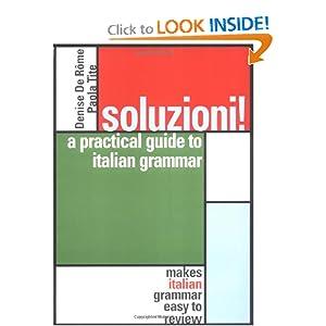 A Practical Guide to Italian Grammar