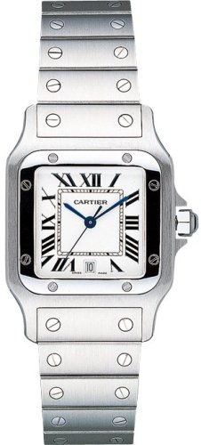 Cartier Santos Orologio da uomo W20060D6 Orologio da polso (orologio)