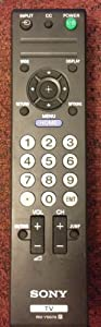 Sony Rm-yd072 Led Lcd Tv Remote Control