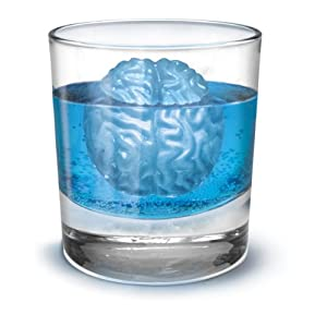 Fred and Friends Brain Freeze Ice Cube Tray
