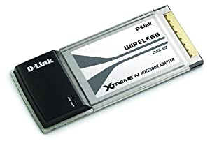 D-Link DWA-652 Xtreme N Wireless Notebook Adapter Draft