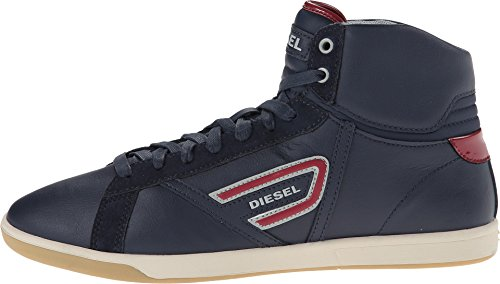 Diesel Men's Eastcop Grantor Fashion Sneaker, Indigo, 10 M US