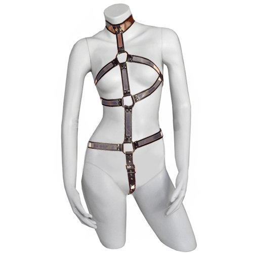 Leder Harness L/XL