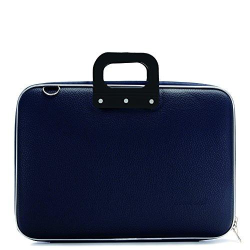 bombata-classic-briefcase-47-cm-20-liters-navy-blue
