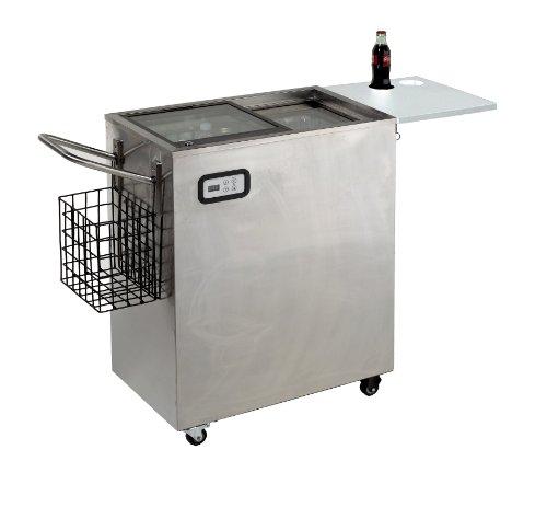 Avanti 2.5 Cf Freestanding Ooutdoor Refrigerator Cart front-37024