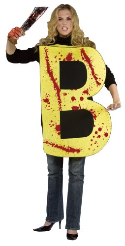Adult Killer B Halloween Costume