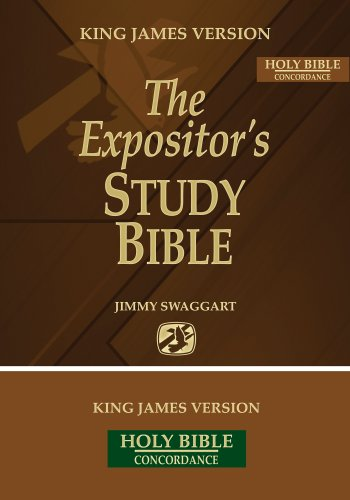 The Expositor's Study Bible - Import It All