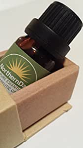 Tea Tree Essential Oil Australian Melaleuca used for Acne Treatment, Skin Tag Removal, Nail Fungus Treatment. Aromatherapy Oil from NorthernDay. Hair Conditioner, Skin Care. 100% Natural Pure Essential Oil. Improve Your Health Today!