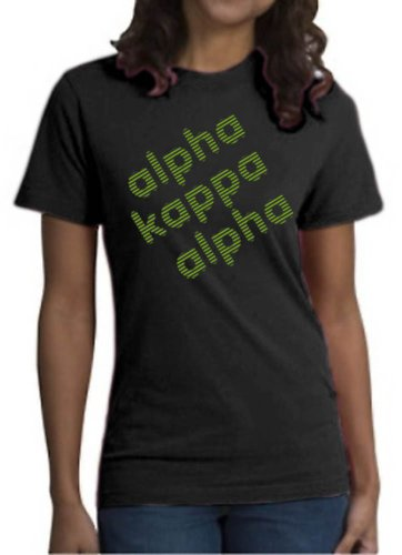 Alpha Kappa Alpha Vogue T-Shirt