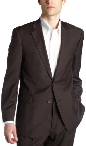 Nautica Men's Suit Separate Jacket, Brown