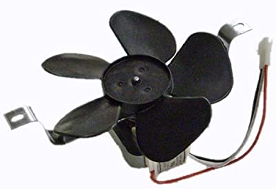 Broan Replacement Range Hood Fan Motor and Fan - 2 Speed # 97012248, 1.1 amps, 120 volts