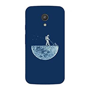 Designer Phone Case Cover for MotoE Globe
