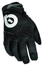 SixSixOne Storm Gloves (Black, X-Small)