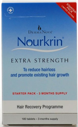 Nourkrin Extra Strength Starter Pack - 3 months supply