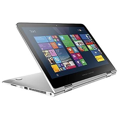 HP Pavilion 13-s102tu 13.3-inch Laptop (Core i3 6100U/4GB/1TB/Windows 10), Natural Silver