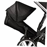 Heartwarming Britax B-Dual Second Seat Unit in Neon Black - Cleva Edition ChildSAFE Door Stopz Bundle