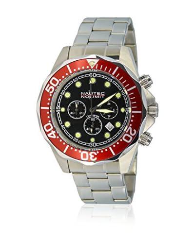 Nautec No Limit Reloj de cuarzo  Plateado 47 millimeters