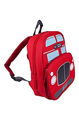 Mountain Warehouse Kids Red Bus Bag from Mountain Warehouse