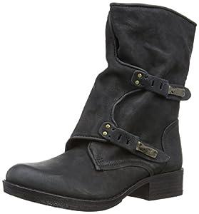 Sam Edelman Women's Ridge Boot, Black, 9.5 M US