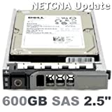 0YFPR7 Dell 600-GB 6G 10K 2.5 SAS w/G176J Compatible Product by NETCNA