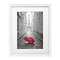 11×14 White Picture Frame – Made to D…
