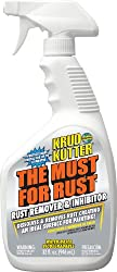 KRUD KUTTER The Must for Rust - Rust Remover & Inhibitor, 946 ml Spray