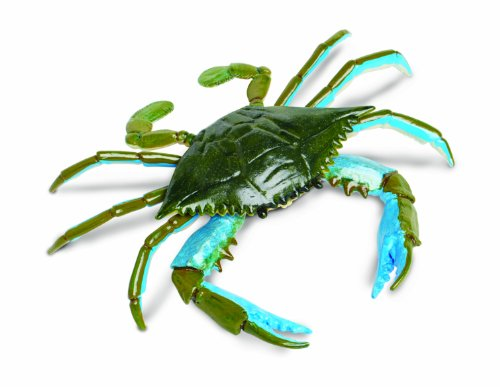 Safari Incredible Creatures Blue Crab Figure