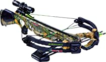 Barnett Predator Crossbow Package (Quiver, 3 - 22-Inch Arrows and 4x32mm Scope)