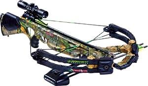 Barnett Predator Crossbow Package (Quiver, 3 - 22-Inch Arrows and 4x32mm Scope) by Barnett Crossbows