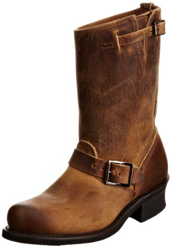 Frye Engineer 12R Womens Boots Engineer 12R Dark Brown 5 UK, 38 EU, 7 US