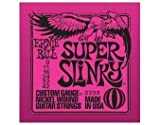 Ernie Ball 2223 Super Slinky electric guitar strings 9 - 42 (2 PACKS)