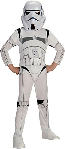 Boys - Stormtroopers Kids Costume Sm 4-6 Halloween Costume