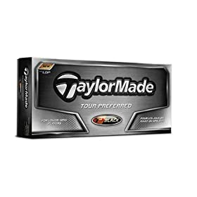 TaylorMade TP Series Golf Balls - TP Black(#1-#4)