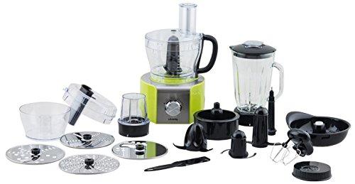 H. Koenig MX18Küchenmaschine x T Küchenmaschine grün